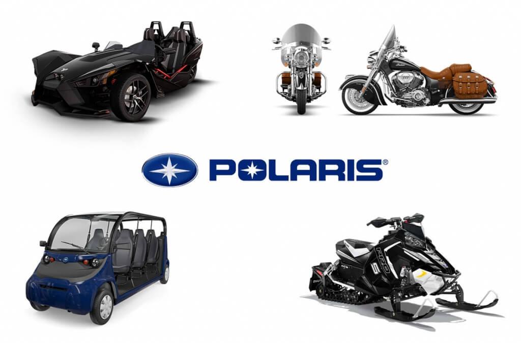 Polaris Industries producten