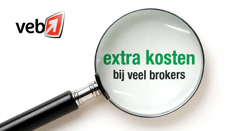 Kostenonderzoek VEB - extra kosten brokers