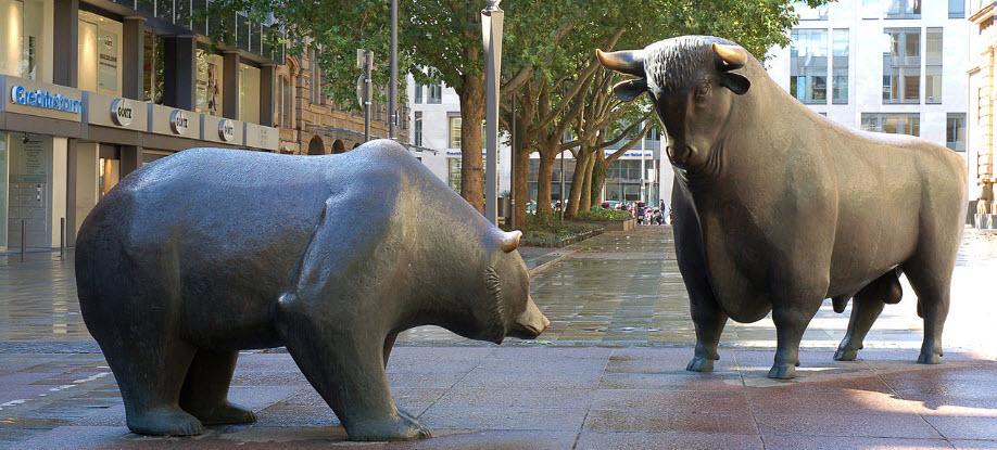 technische analyse bull market vs bear market