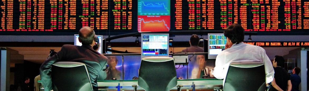 aex index aandelen