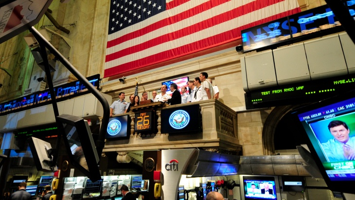 wall street new york stock exchange NYSE