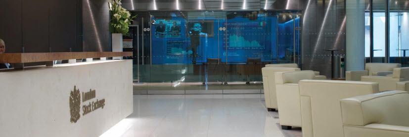 london stock exchange beurzen buitenland