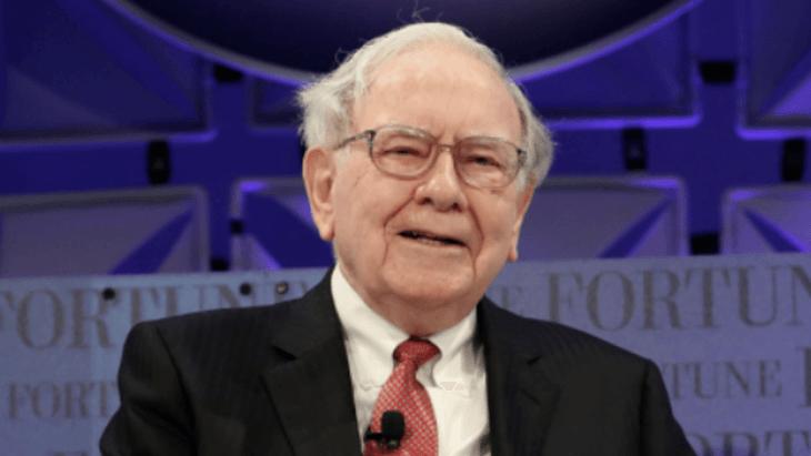 Warren Buffett beursgoeroe
