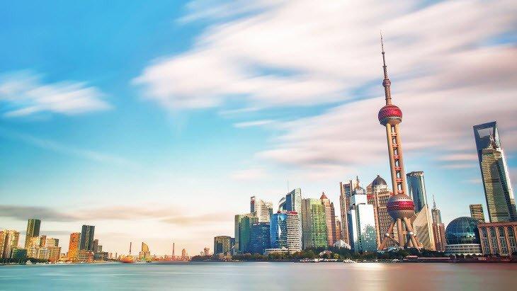 Tencent Techaandelen China