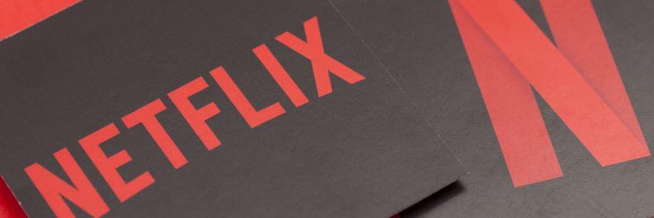 FANG aandelen Netflix