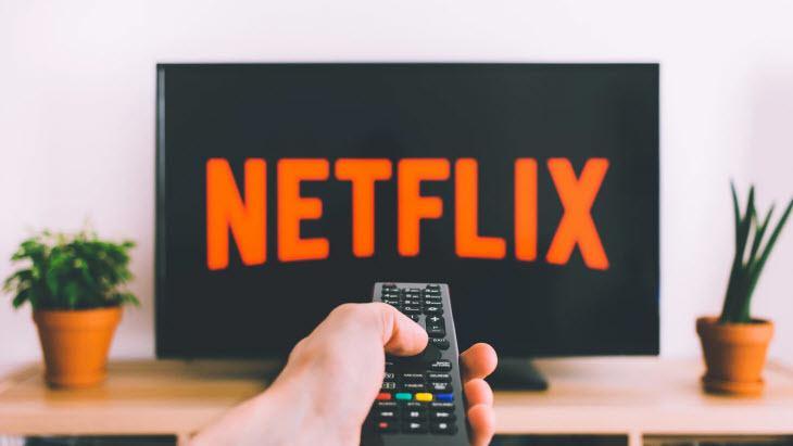 aandeel Netflix