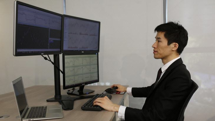 Aandeel Flow Traders