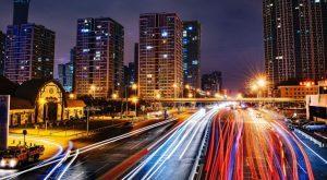 Aandeel NIO - elektrische auto - er hangt elektriciteit in de lucht