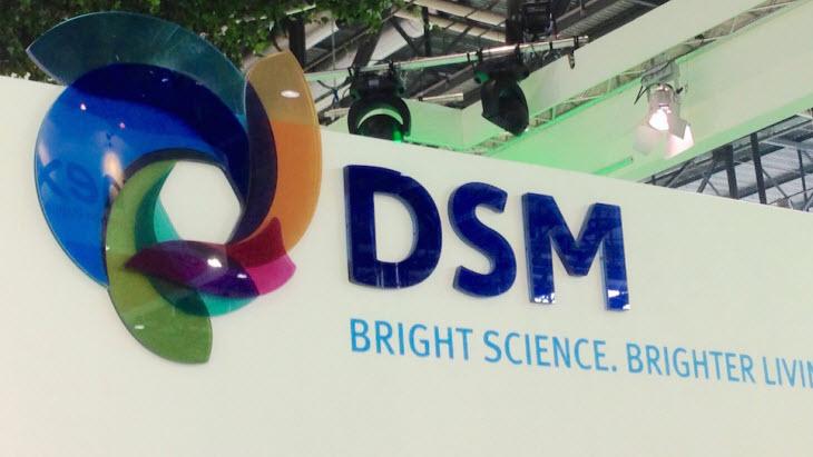 aandeel DSM