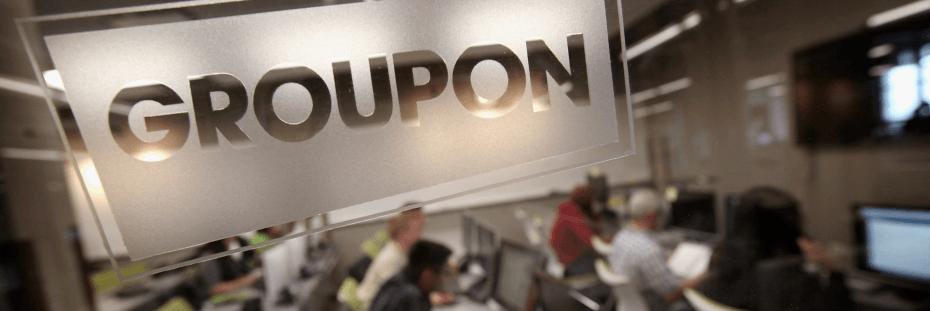 Aandeel Groupon