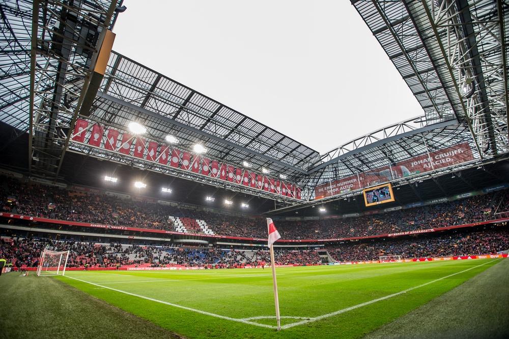 Amsterdam ArenA Ajax - aandeel ajax