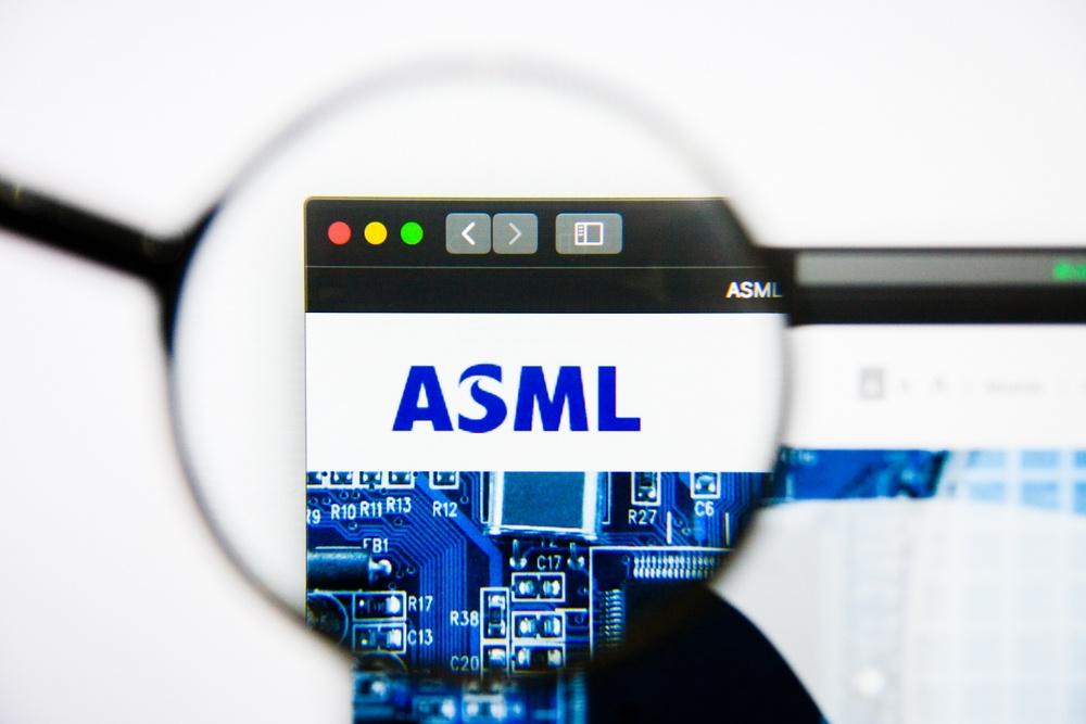 Analyse ASML aandeel - Koers ASML