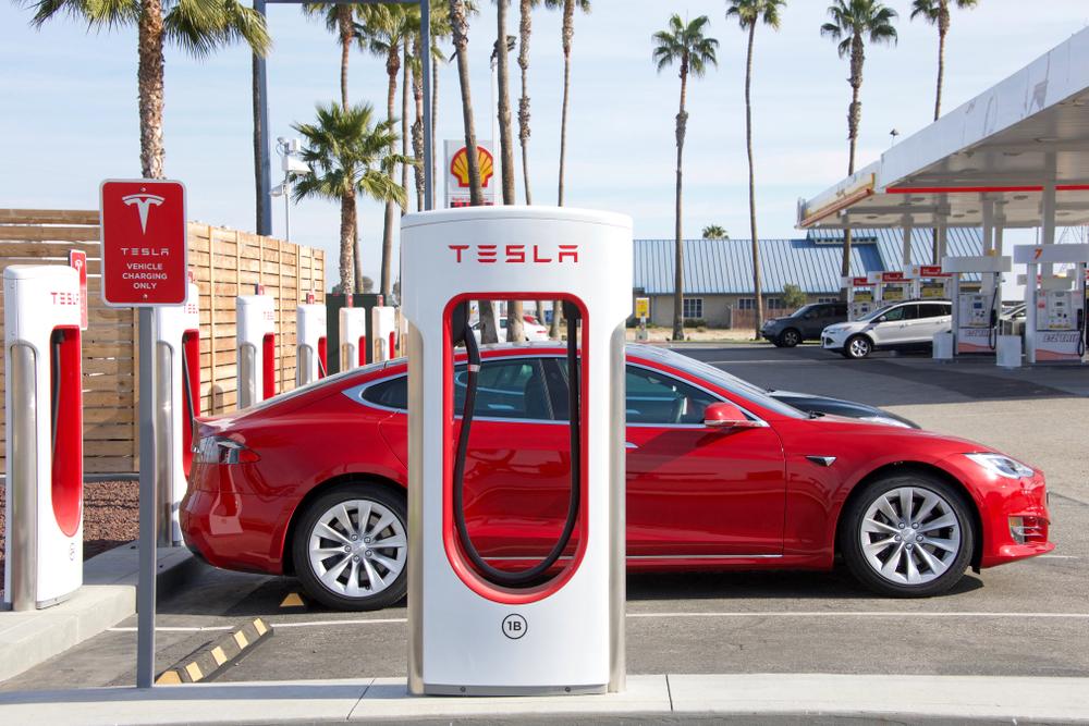 Aandeel Tesla kopen - Koers Tesla