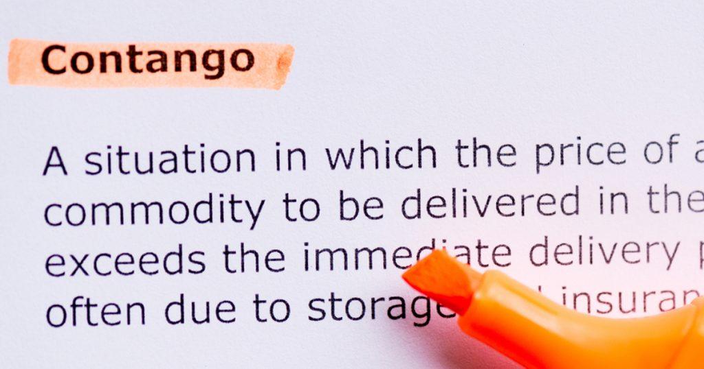 Contango en Backwardation bij futures - een volledige uitleg