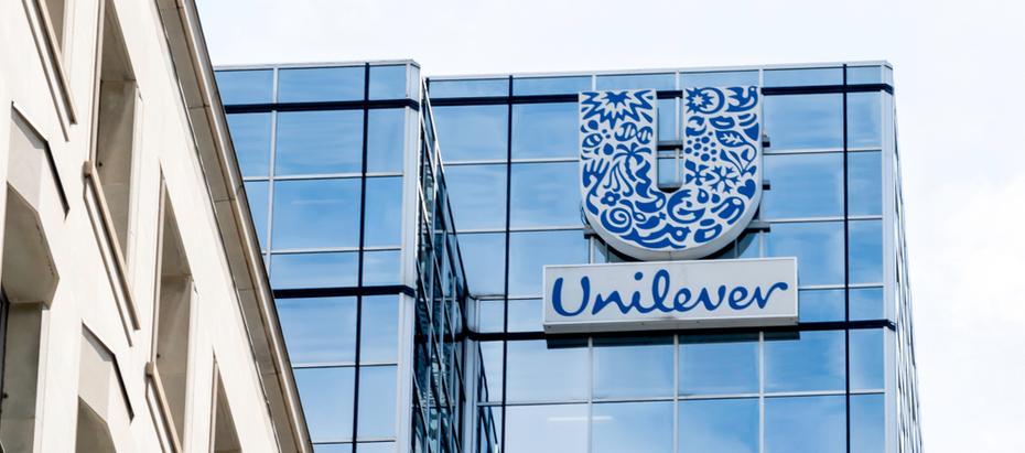 Koers aandeel Unilever