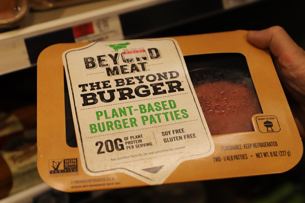 aandeel beyond meat