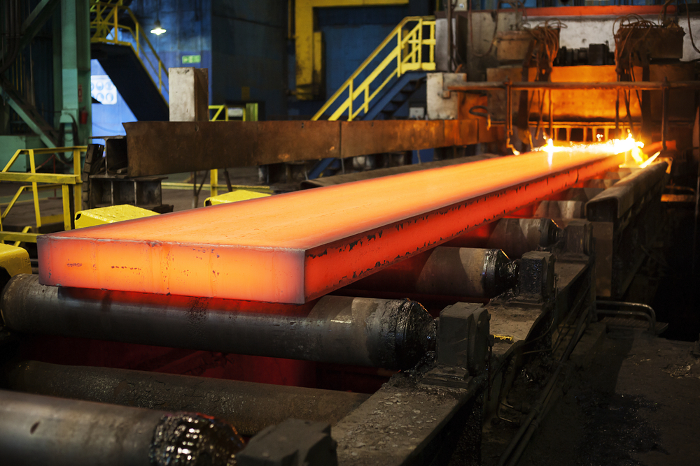 Aandeel staalproducent ArcelorMittal