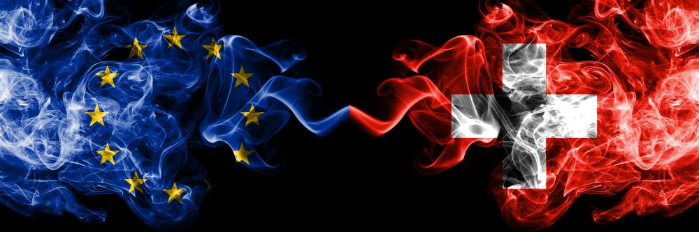 Toegang tot Zwitserse aandelen op het spel