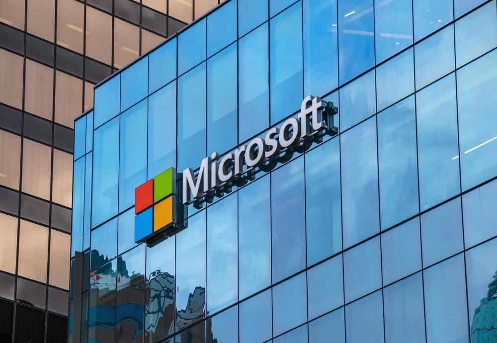 Aandeel Microsoft het wonder van de nieuwe economie