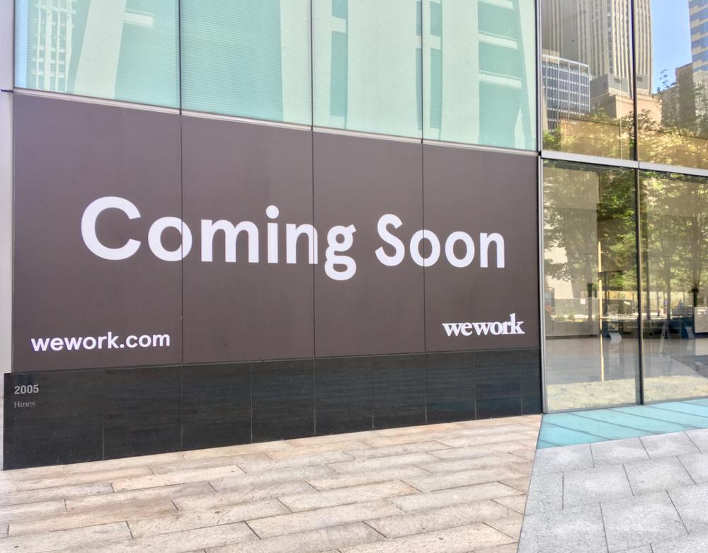 WeWork kantoren - Beursgang WeWork
