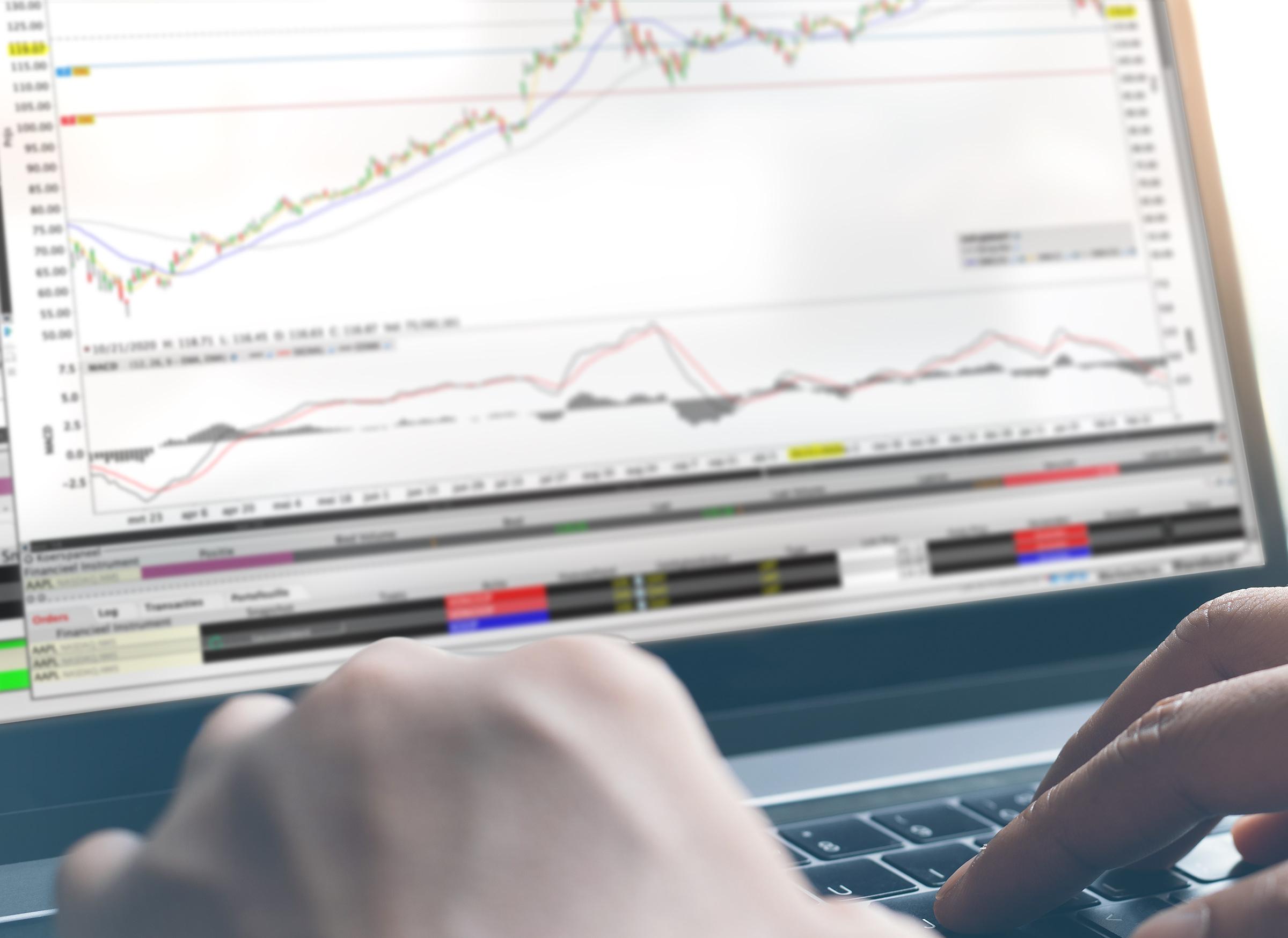 De alternatief van de webtrader LYNX Basic: Het LYNX Handelsplatform