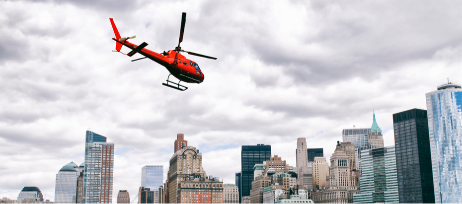 Helikoptergeld uitdelen