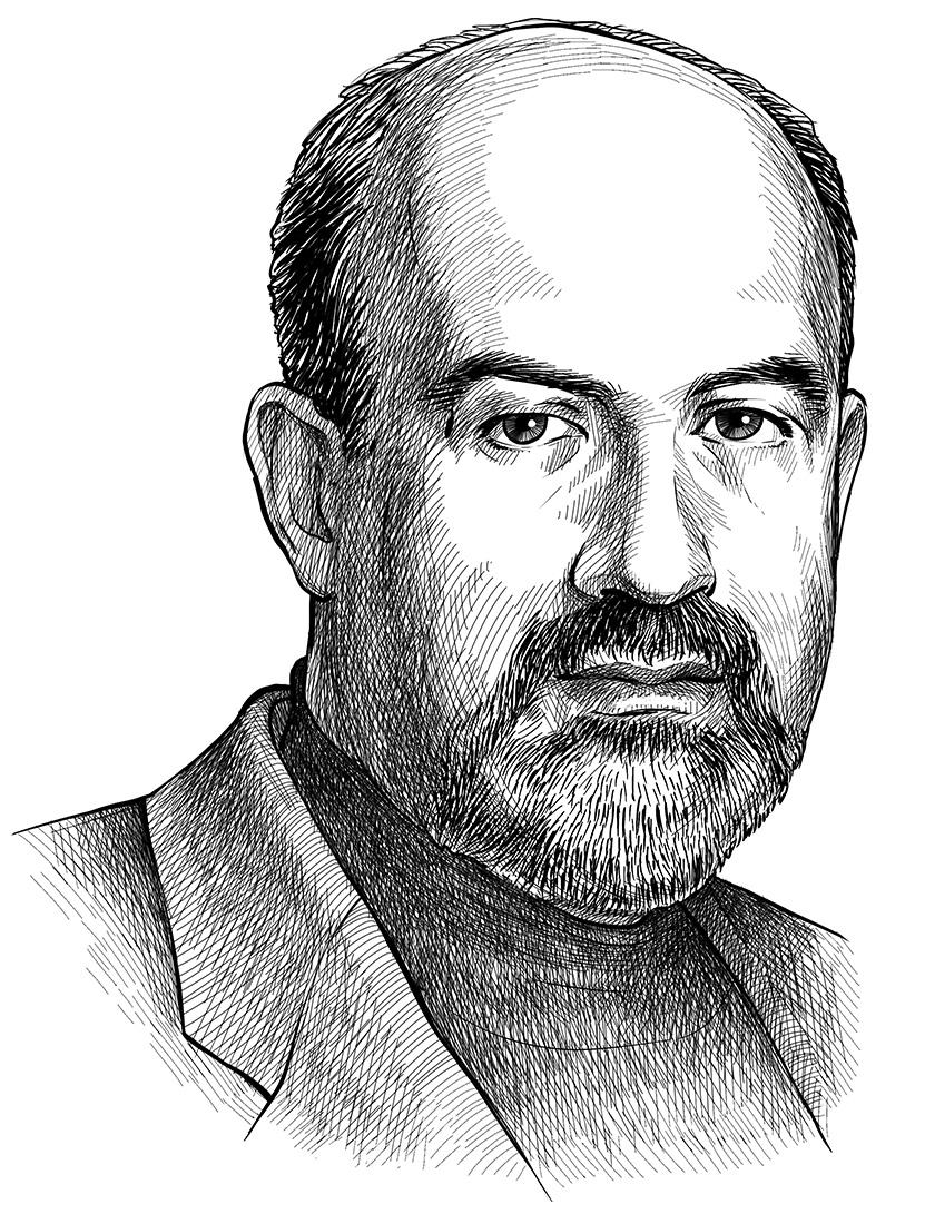 Beursgoeroe Nassim Nicholas Taleb: de filosoof onder de beleggingsgoeroes