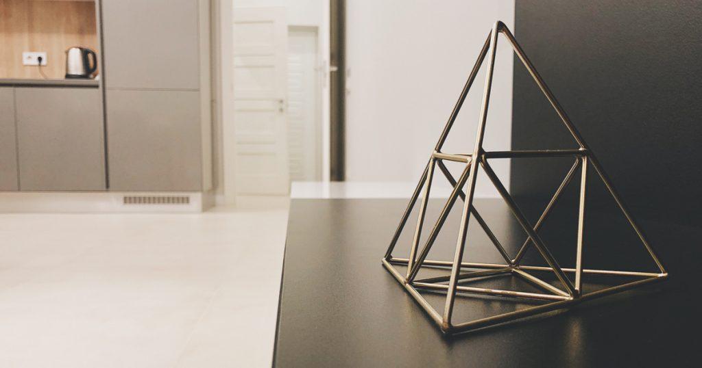 Triangle patronen