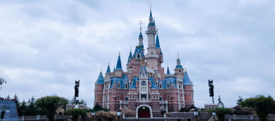 Disney parken - aandeel Disney