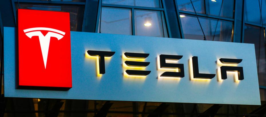 Aandeel Tesla