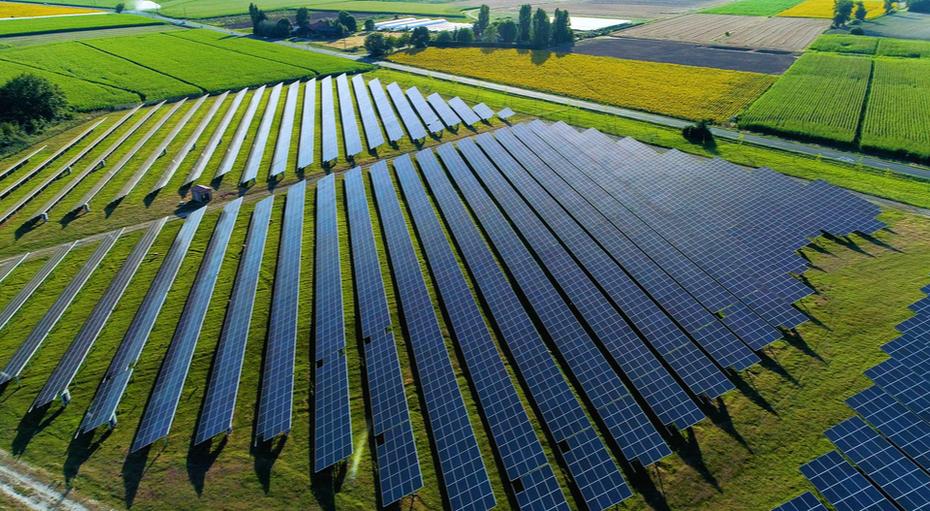 Zonne-energie aandelen & ETF