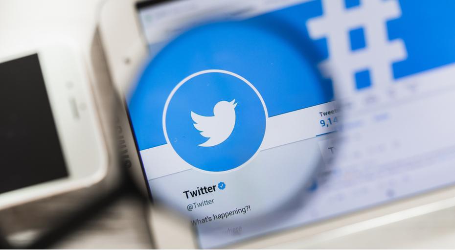Aandeel Twitter