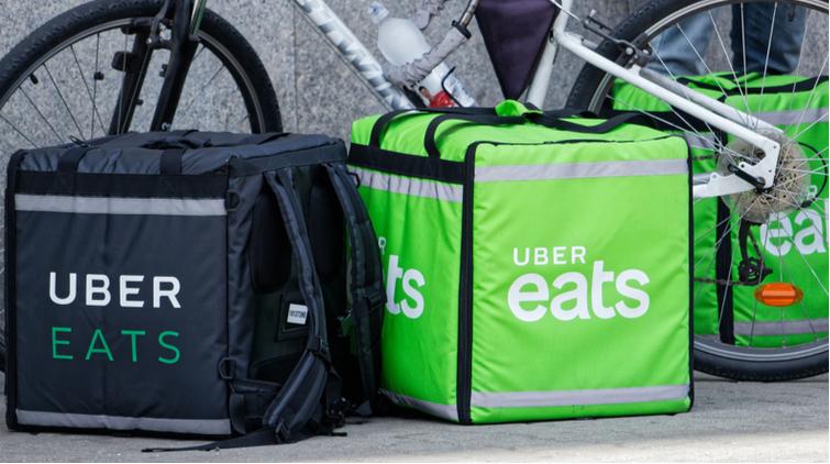 Aandeel Uber kwartaalcijfers