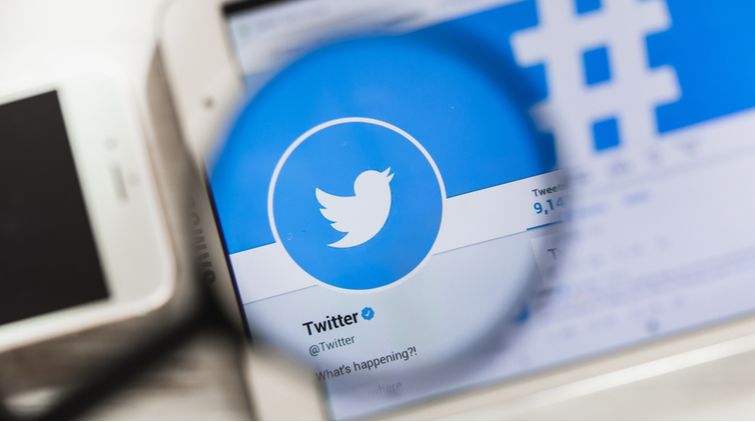 Aandeel twitter koers