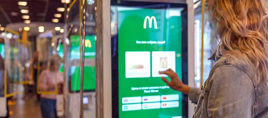Koers McDonald's