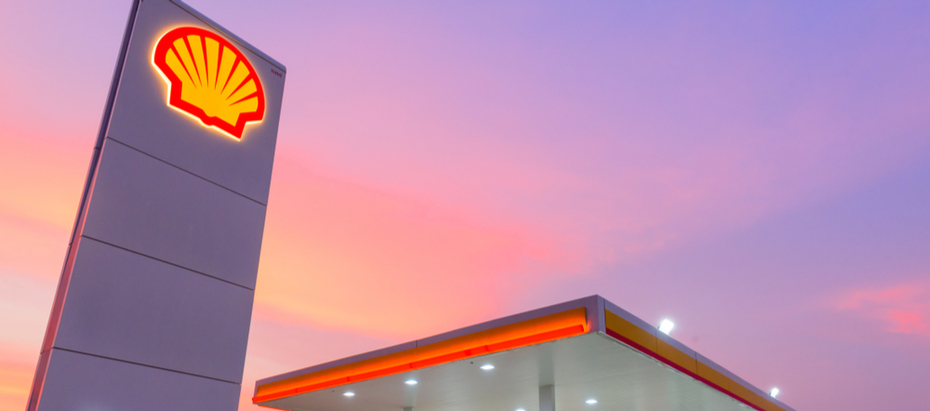 Aandeel Shell