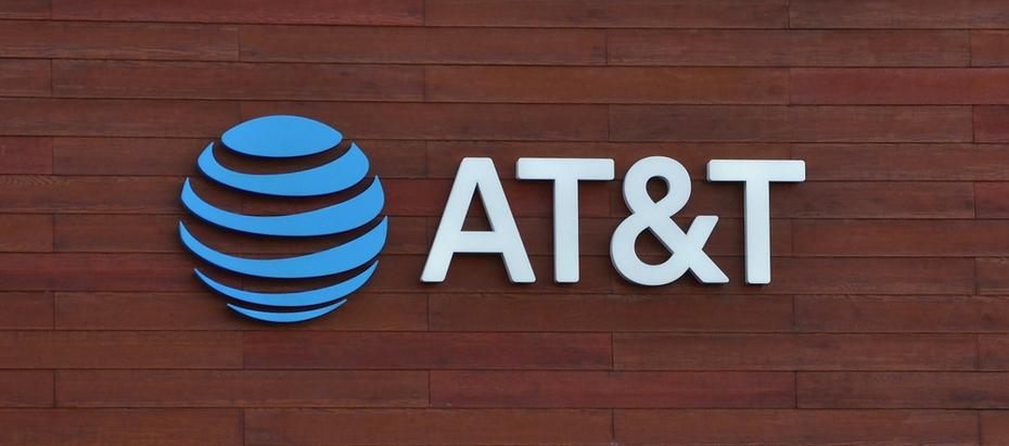 AT&T aandeel
