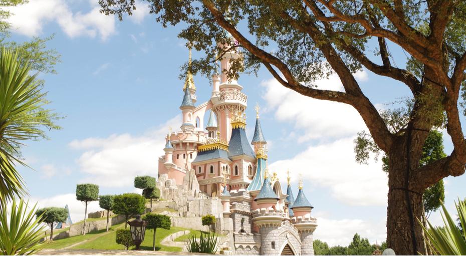 Aandeel Disney