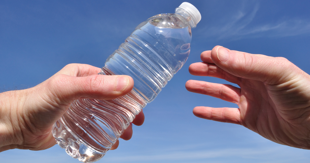 water aandelen