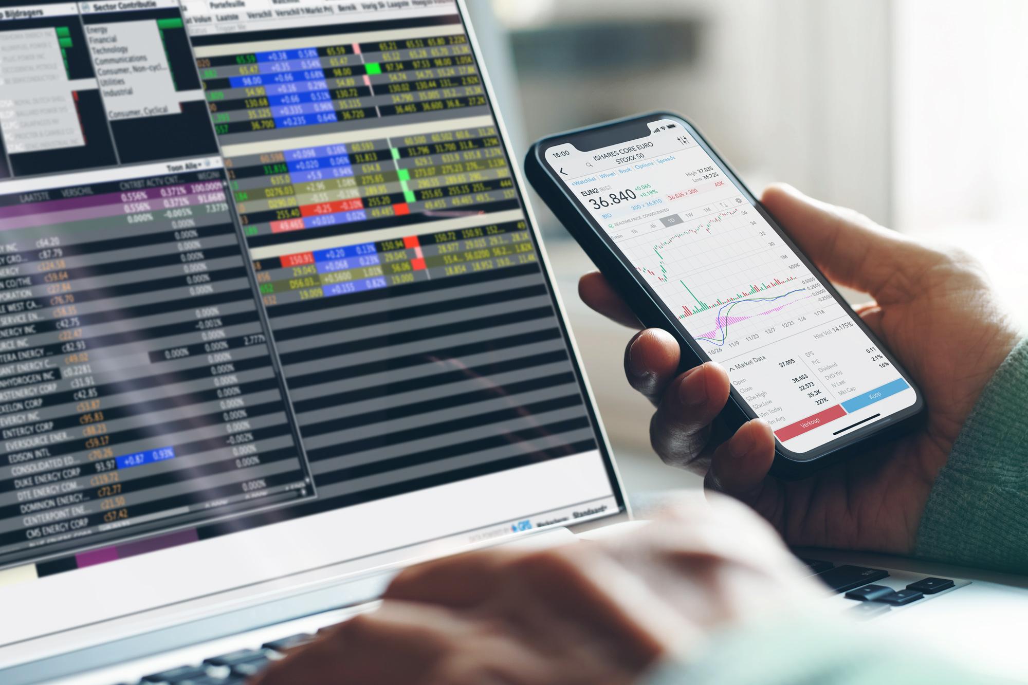 ETF Broker voor ETF beleggen met lage kosten
