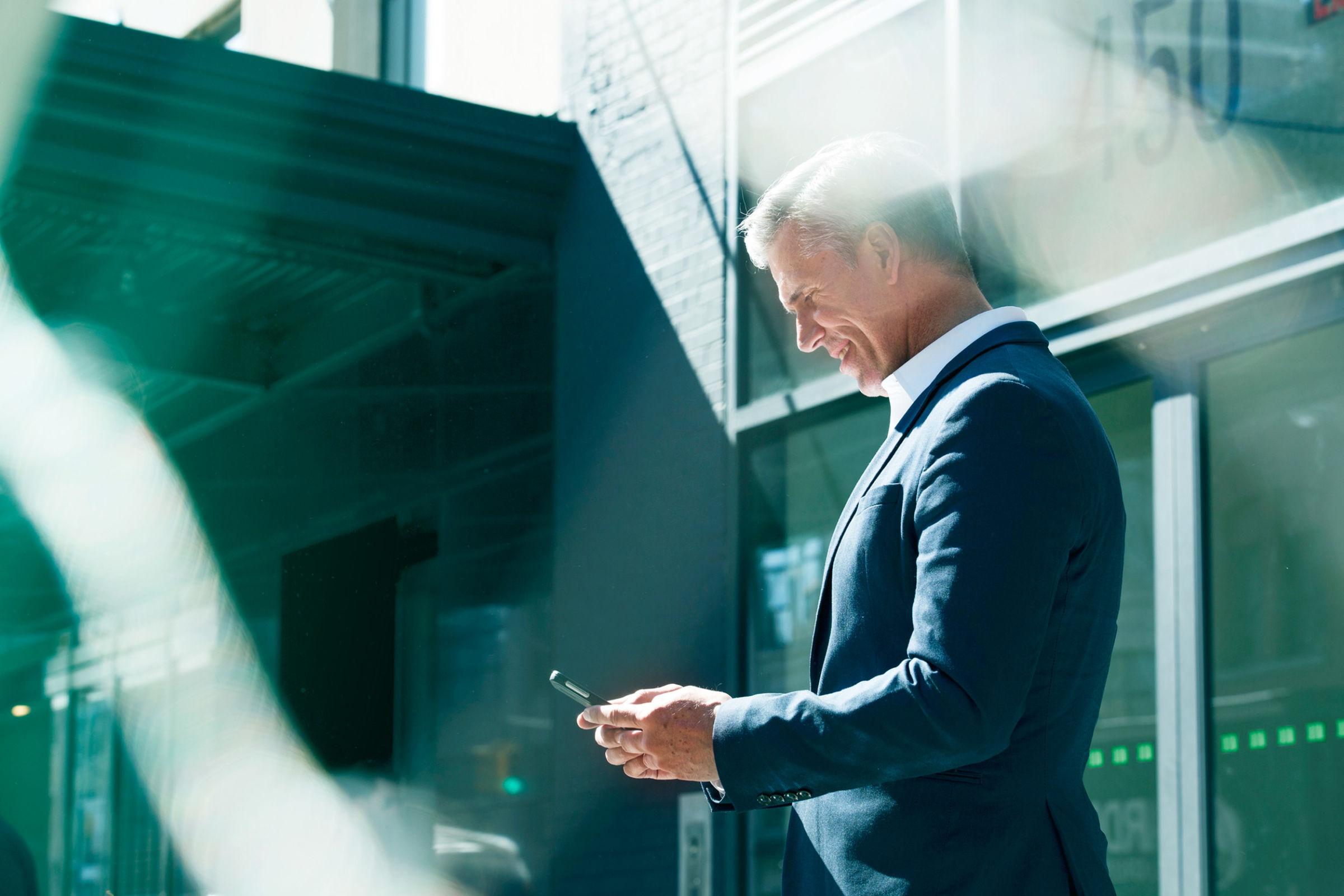 Mobiel beleggen met de iPhone Trading App