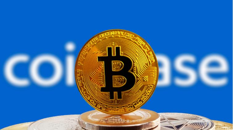 Beursgang Coinbase
