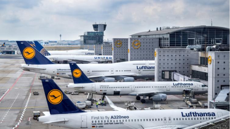 Aandeel Lufthansa   Beleggen in Lufthansa