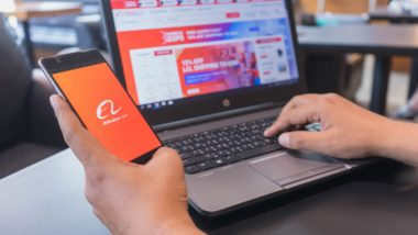 Aandeel Alibaba