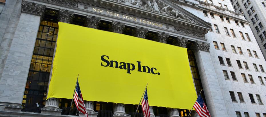 Aandeel Snapchat | Beleggen in Snapchat | Snap aandelen | Koers Snapchat