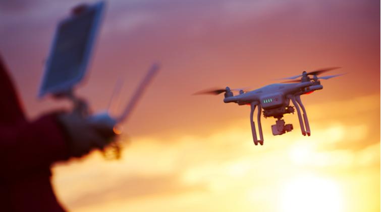 Beleggen in drone-aandelen
