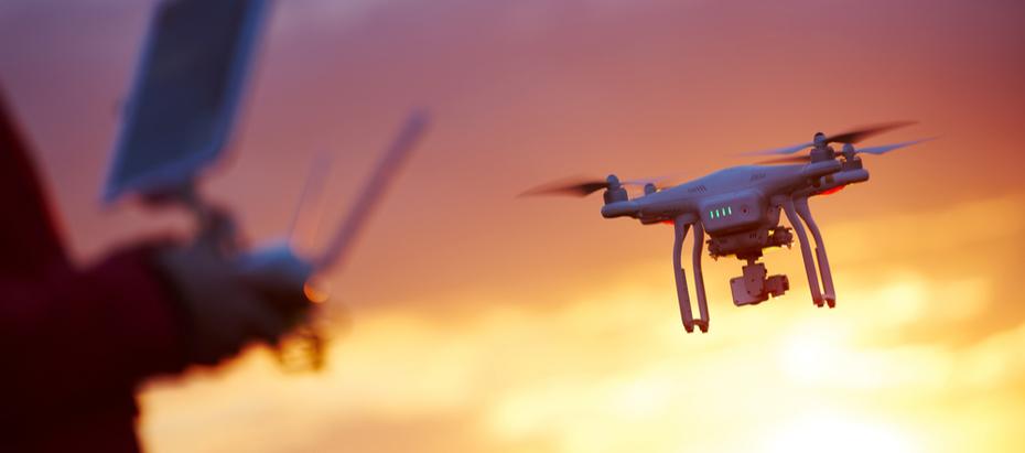 Drone-aandelen