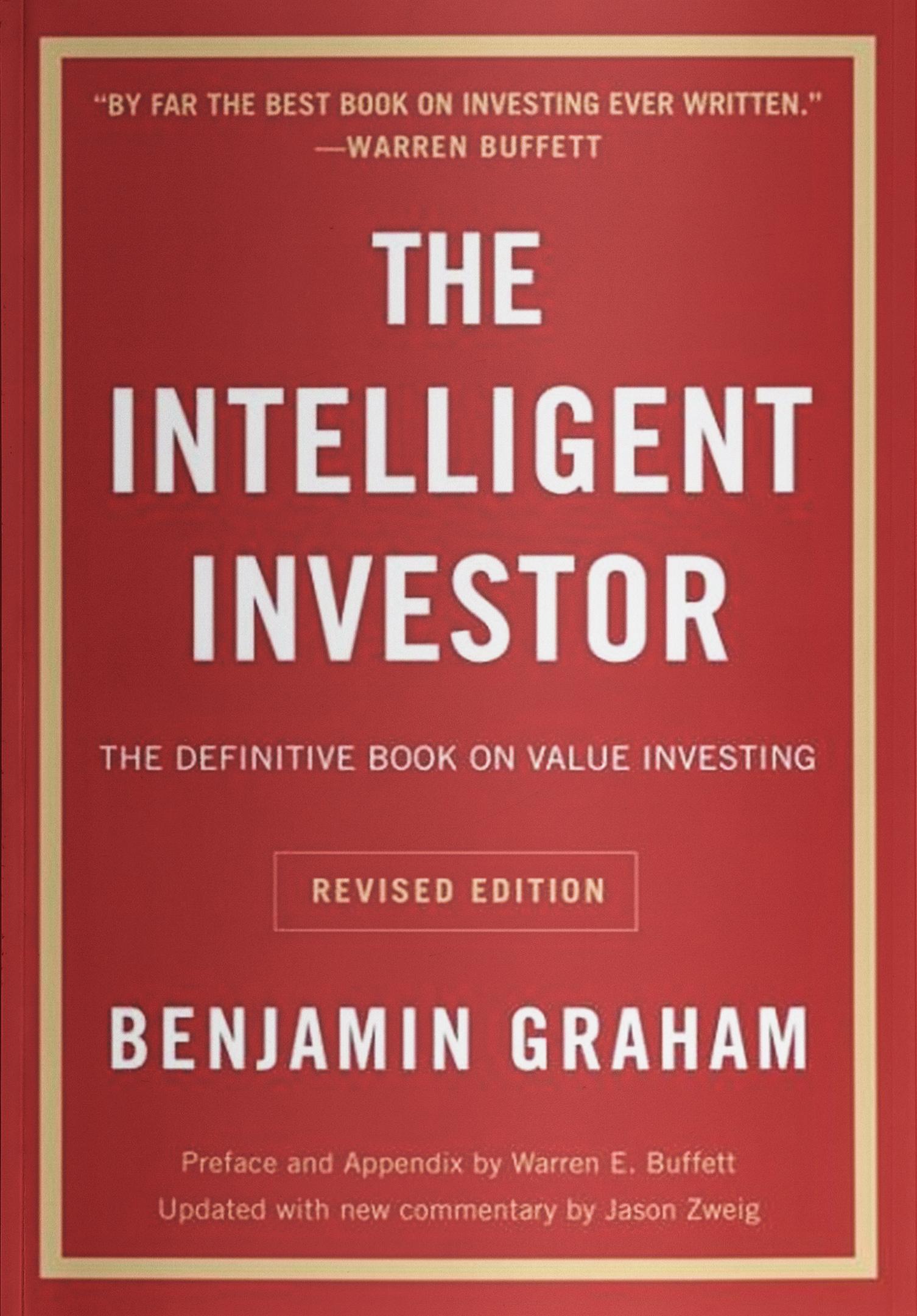 Value Investing met Benjamin Graham