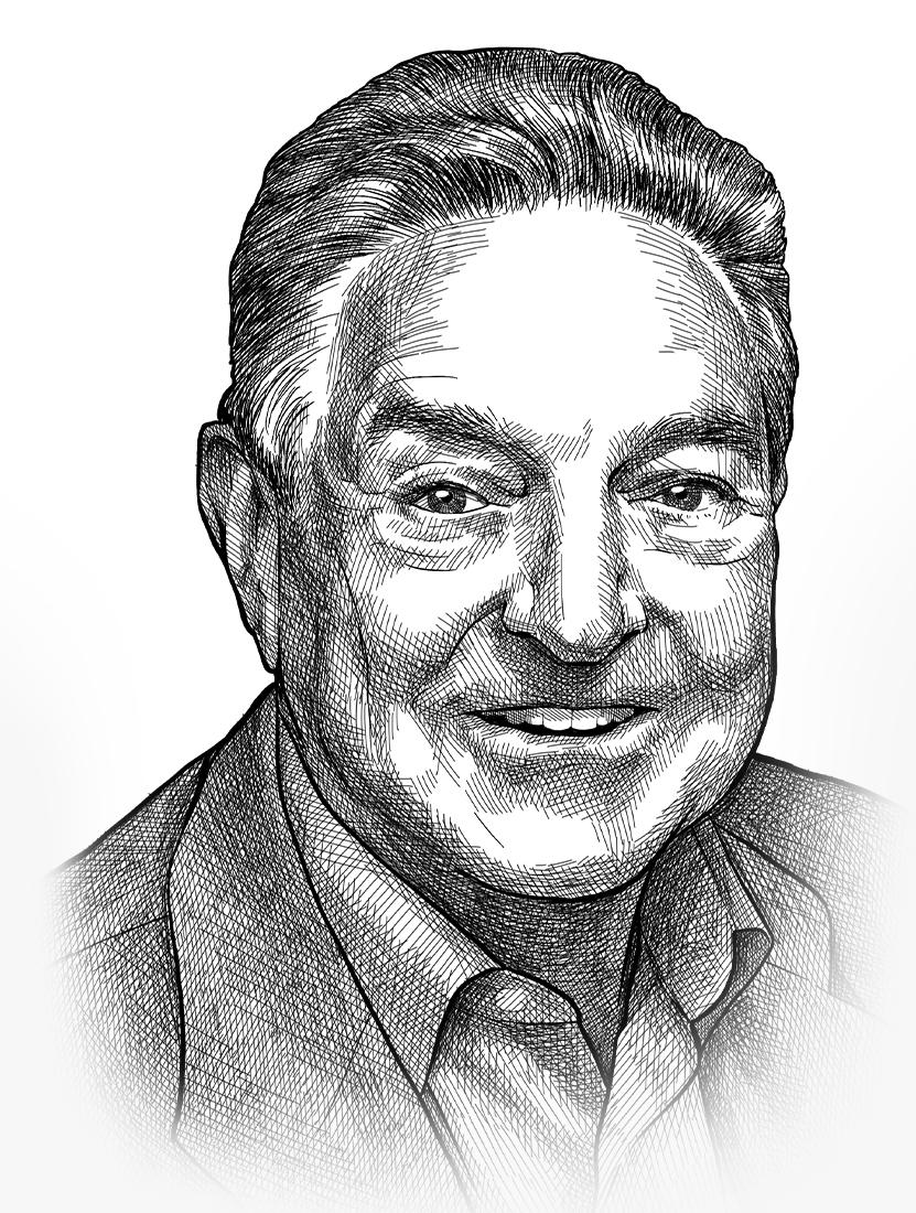 Beursgoeroe George Soros
