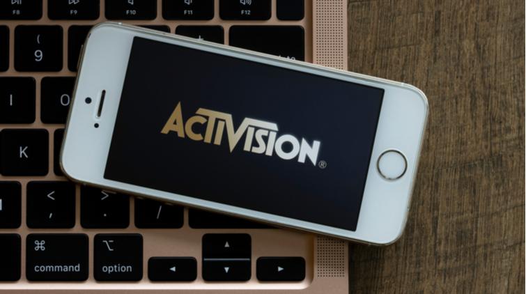 Aandeel Activision Blizzard Header
